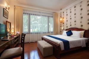 Hanoi Golden Moon Hotel, Отели  Ханой - big - 29