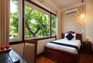 Hanoi Golden Moon Hotel, Отели  Ханой - big - 5