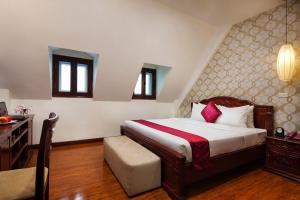 Hanoi Golden Moon Hotel, Отели  Ханой - big - 41