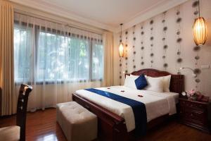 Hanoi Golden Moon Hotel, Отели  Ханой - big - 42