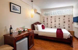 Hanoi Golden Moon Hotel, Отели  Ханой - big - 33