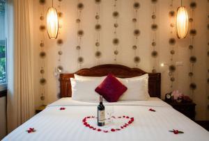 Hanoi Golden Moon Hotel, Отели  Ханой - big - 28