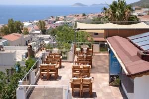 Семейный отель Neruda Pension, Калкан