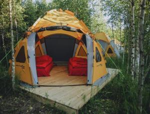 Farm-Camping Nikola-Lenivets - Mashkino