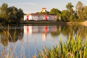 Hotel The Originals Bordeaux Lac (ex P'tit-Dej Hotel) - Le Pian-Médoc