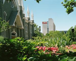 Salt Lake Plaza Hotel at Temple Square - Salt Lake City