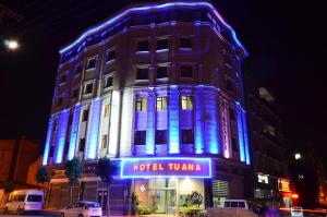 Отель Mavi Tuana, Ван
