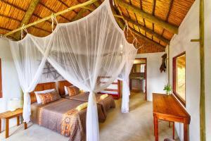 Covane Community Lodge, Turistaházak  Lagoa Nova - big - 4
