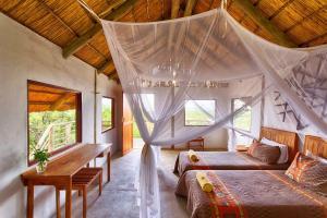 Covane Community Lodge, Turistaházak  Lagoa Nova - big - 5