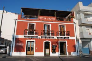 Petit Hotel, Hotel  Milazzo - big - 55