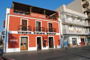 Petit Hotel, Hotel  Milazzo - big - 21