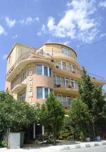 Family Hotel Bohemi, Hotels  Ravda - big - 61