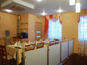Hotel Bravo Lux, Hotel  Samara - big - 21