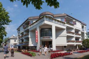 Tauras Center Hotel - Liepāja