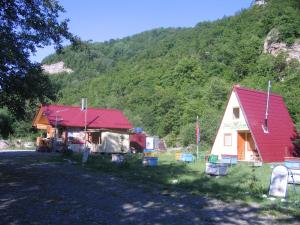Otdykh na Paseke, Villaggi turistici  Nikitino - big - 80