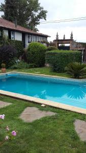 Casa da Quinta De S. Martinho, Penzióny  Vila Real - big - 48