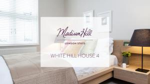 White Hill House 4, Апартаменты  Лондон - big - 4