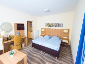 Double Room Inselhotel Bruns