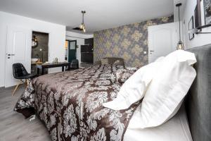 Apartments La Bohème, Apartmanok  Dubrovnik - big - 26