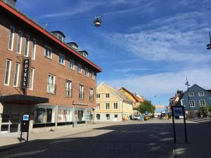 Hotell Siesta, Hotels  Karlskrona - big - 36