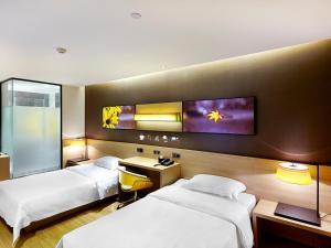 7Days Premium Xinxiang Railway Station, Hotels  Xinxiang - big - 23