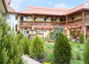 Hostels und Jugendherbergen - Pensiunea Rosu