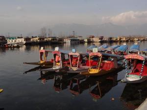 Houseboat Moon of Kashmir, Ботели  Сринагар - big - 28