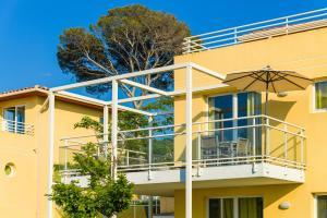 Lagrange Vacances Les Terrasses des Embiez, Apartmanhotelek  Six-Fours-les-Plages - big - 24