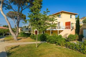 Lagrange Vacances Les Terrasses des Embiez, Apartmanhotelek  Six-Fours-les-Plages - big - 26
