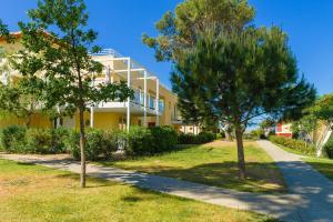 Lagrange Vacances Les Terrasses des Embiez, Apartmanhotelek  Six-Fours-les-Plages - big - 22