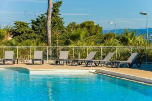 Lagrange Vacances Les Terrasses des Embiez, Apartmanhotelek  Six-Fours-les-Plages - big - 27