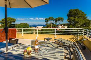 Lagrange Vacances Les Terrasses des Embiez, Apartmanhotelek  Six-Fours-les-Plages - big - 25