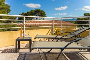 Lagrange Vacances Les Terrasses des Embiez, Апарт-отели  Сис-Фур-Ле-Плаж - big - 17