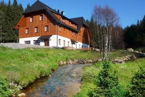 3 hvězdičkový hotel Hotel Madr Modrava Česko