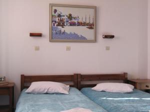 Alkion Studios, Apartmány  Naxos Chora - big - 9