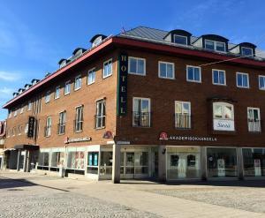Hotell Siesta, Hotels  Karlskrona - big - 40
