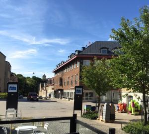 Hotell Siesta, Hotels  Karlskrona - big - 41