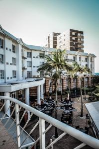 The Riverside Hotel, Hotely  Durban - big - 7