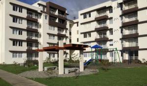 Departamento Jardin Urbano 2 Valdivia, Apartments  Valdivia - big - 9