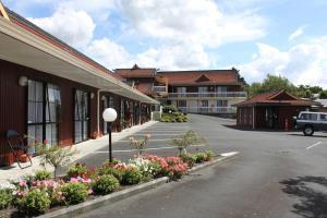 obrázek - ASURE Cherry Court Motor Lodge