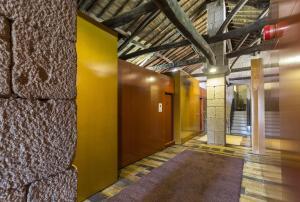 Hotel Torre Lombarda, Kúriák  Allariz - big - 8