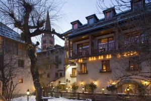 L'Auberge du Choucas - Hotel - Le Monêtier-les-Bains