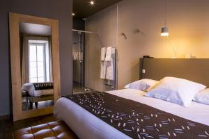 Aux Terrasses, Hotel  Tournus - big - 29