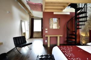 Aux Terrasses, Hotel  Tournus - big - 34
