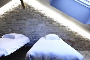 Aux Terrasses, Hotel  Tournus - big - 12