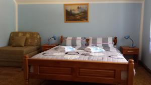 Rooms Family Glumac, Guest houses  Jezerce - big - 42