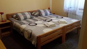 Rooms Family Glumac, Penzióny  Jezerce - big - 48