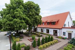 3 hvězdičkový hotel Hotel Folwark Zgierz Polsko