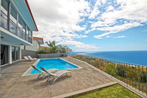 Villa Panoramica by HR Madeira, Виллы  Арку-да-Кальета - big - 35