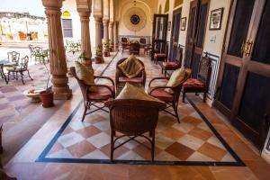 Alsisar Mahal- Heritage Hotel, Отели  Alsīsar - big - 61
